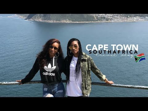 TRAVEL VLOG : Our Trip to Cape Town, South Africa!! Ep1