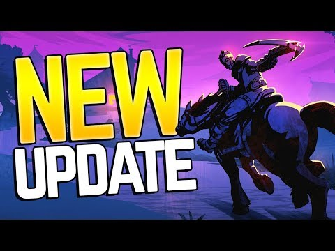 NEW Battlepass, Talent System + MORE coming soon to Realm Royale!
