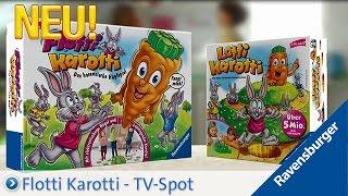 Ravensburger Flotti Karotti - TV-Spot