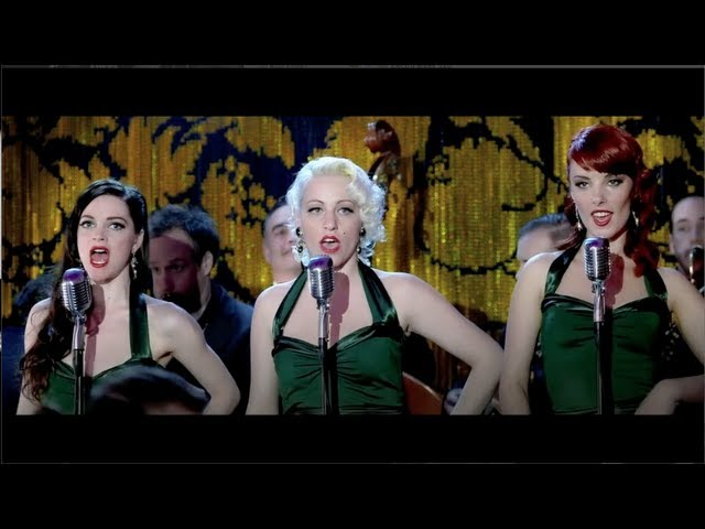 The Speakeasy Three - When I Get Low, I Get High (Official Music Video) - (ft. The Swing Ninjas)