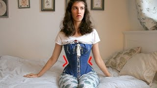 I Wore A Victorian Corset For A Day