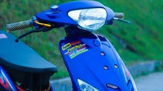 MIO MOTHAI STREET RACING THAILAND Mio MX darkblue