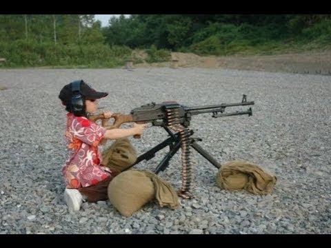 machine gun kid