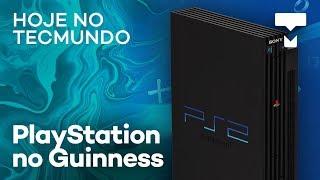 Motorola One Hyper, PlayStation recordista no Guinness – Hoje no TecMundo