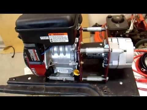 Diy 12v Dc 70a Petrol Generator Doovi