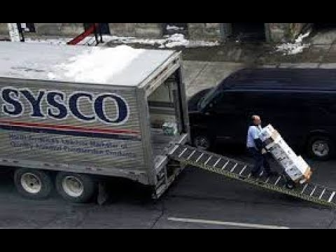 SYSCO DRIVERS MAKES GOOD MONEY👍