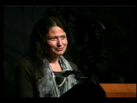 Jane Hirshfield: An Afternoon with the Poet