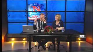 Natholdet: Ida Auken & Anders Breinholt diskuterer støttestrømper