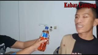 Waduh, Anggota Satpol PP Pesta Sabu di Kantornya | #Lampung