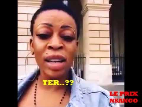 GRACE MBIZI 7ANS EN FRANCE, FRANCAIS ZERO!! KIEKIEKIE