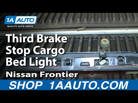 How To Install Replace 3rd Brake Stop Light 2000 06 Chevy