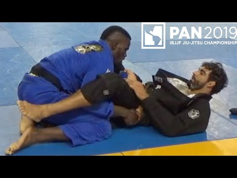 Leandro Lo VS Devhonte Johnson / Pan Championship 2019