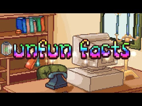 21 unfun facts to distract you from existential torture (pixel art background speedpaint)