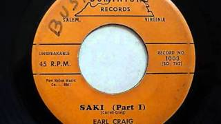 Earl Craig & the Down Beats - Saki  Pt.1 & 2