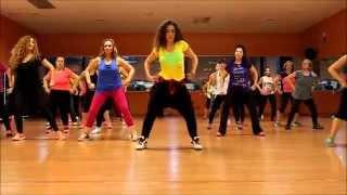 Laura Gómez - Shake Body -Salsation Coreography