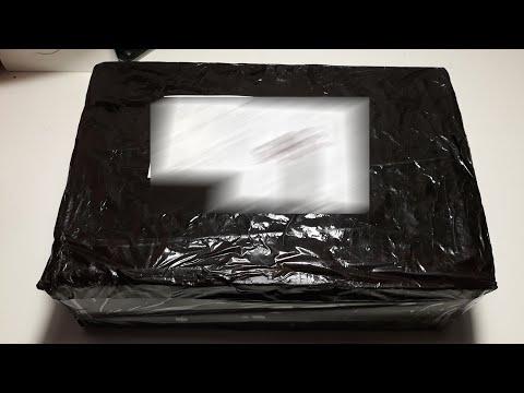 Огромная коробка котов в мешке + подарки от продавца для моего канала
