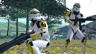 Star Wars Battlefront 2 mods DESIGNATED DAYS Operation Republic Ghost Chapter 1 1