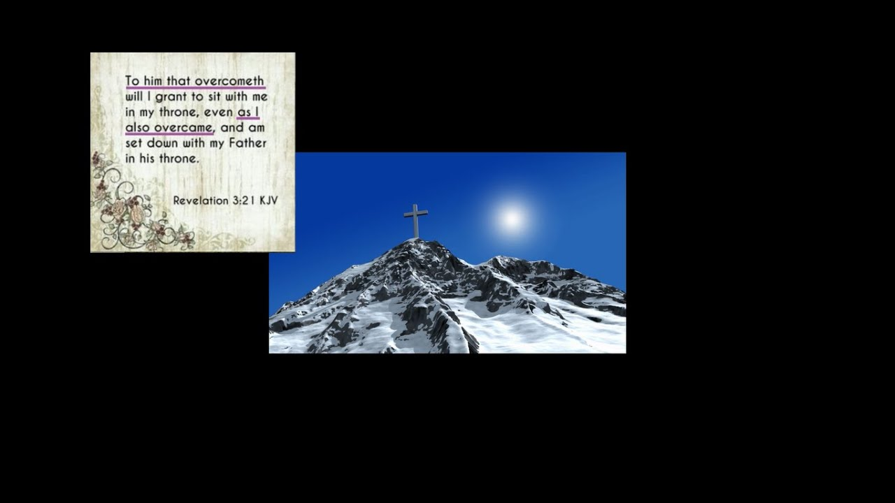 Being an OVERCOMER - The Scriptural ░T░R░U░T░H░ of What it Really MEANS!