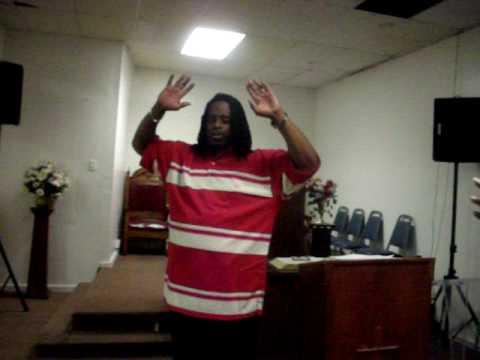 Deacon James  Billingslea  Of The C.O.O.L. Jesus Church