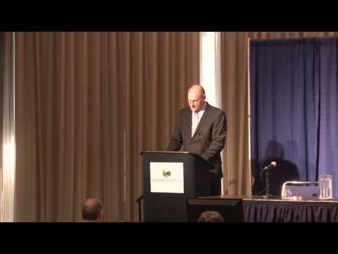 2013 California Maritime Leadership Symposium: Keynote Address (Part 1)