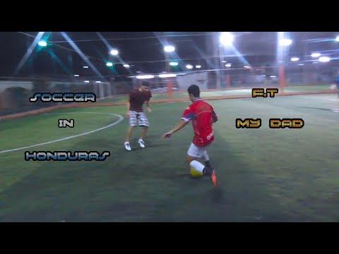 Soccer in Honduras (Las Canchitas)