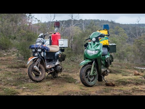 Expedition Scoot: THE EXPEDITION!