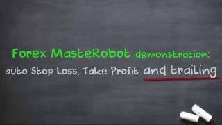Forex MASTER Robot: 20 pips in 30 seconds