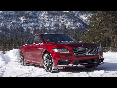 Lincoln Continental Reserve Review: Revisiting Lincoln's Limousine