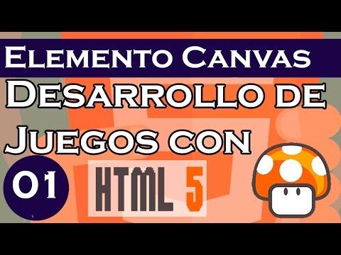 Tu primer videojuego usando HTML5 y Canvas