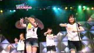 During the second concert of the group Idoling!!! they performed Ha...