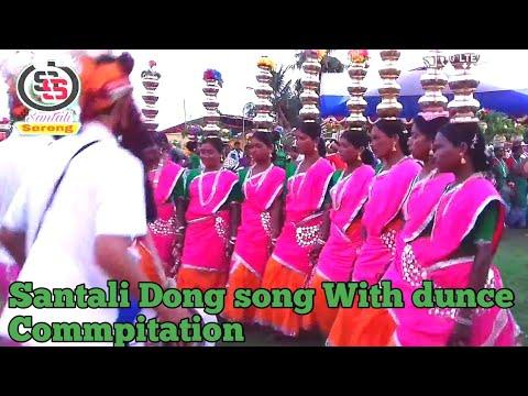 #New #SingraiSoren# Latest New Santali Dong Song With Dunce