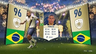 THE BEST FIFA 18 PACKS - LUCKIEST FIFA 18 PACK OPENING REACTIONS COMPILATION | FT. ICONS & PELE!