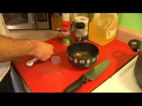 Blackened New York Steak Recipe: Mix Spices
