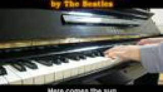 Here Comes The Sun - The Beatles (Piano)