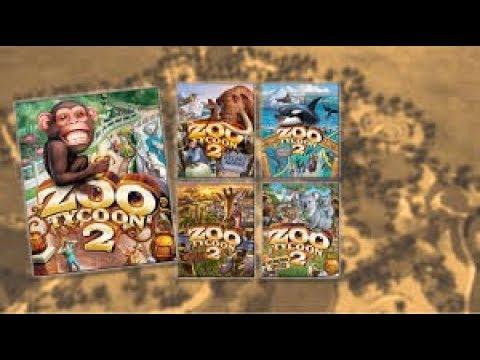 télécharger zoo tycoon 2 mac