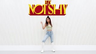 "ITZY ""Not Shy"" Lisa Rhee Dance Cover"