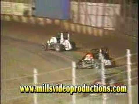 Angell Park Speedway USAC WEEKEND night 2