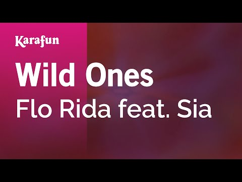 Karaoke Wild Ones - Flo Rida *