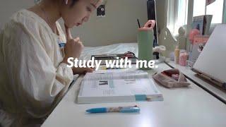 [Study with me] 심장내과 공부하기. 같이 …