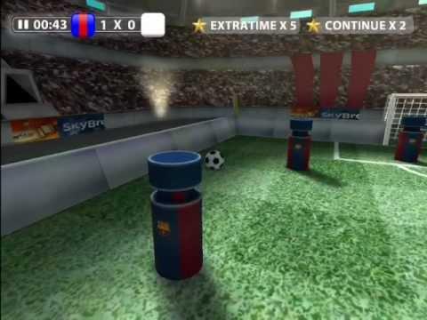 FC Barcelona vs Real Madrid    App Mini Soccer Star de @Skybroux