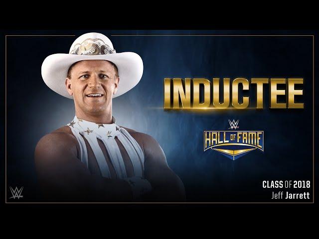 Jeff Jarrett to enter WWE Hall of Fame: WWE Now