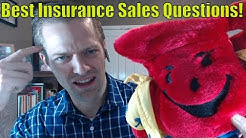 Top 21 Questions To Ask To Sell More Insurance