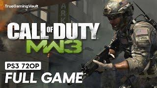 Call of Duty: Modern Warfare 3 Full Game Walkthrough (ALL MISSIONS)