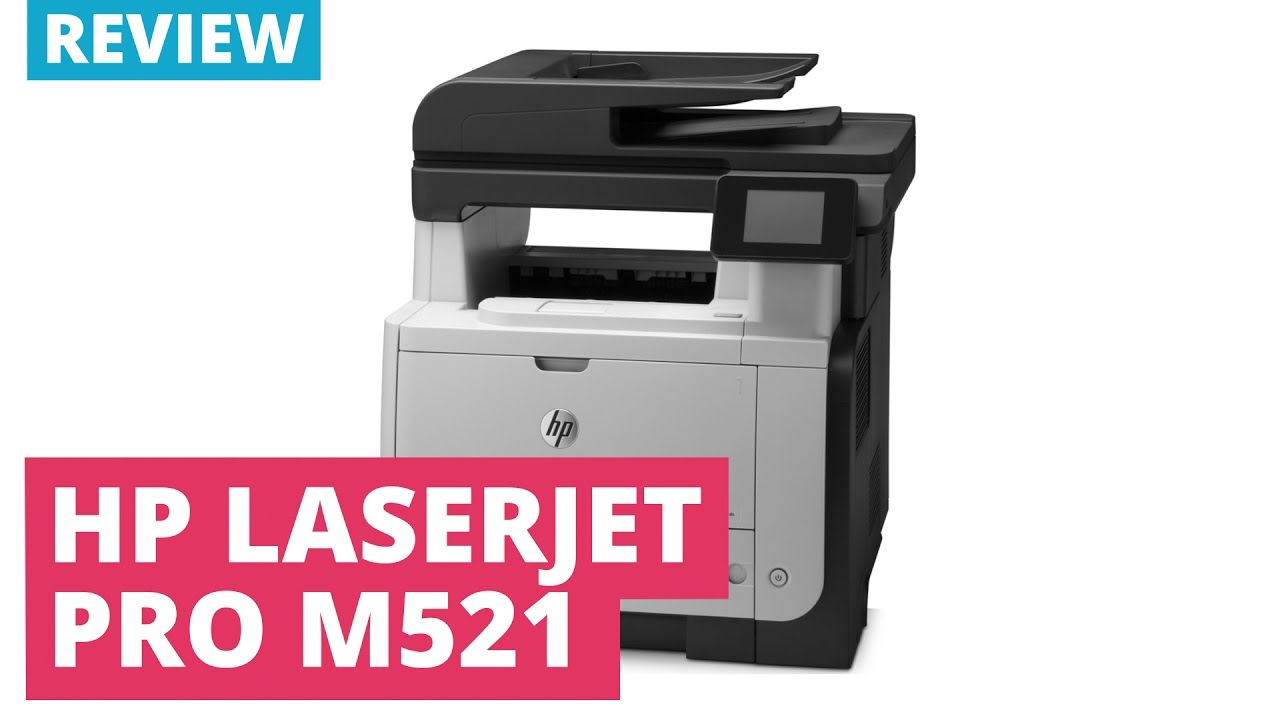 HP LASERJET PRO M521DN WINDOWS 10 DOWNLOAD DRIVER