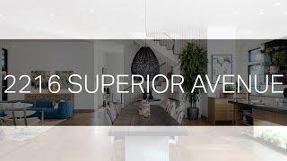 Best Homes Of Venice: 2216 Superior Ave - A Kim Gordon Venice Oasis