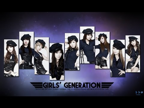 All SNSD Song Collections  Part 3