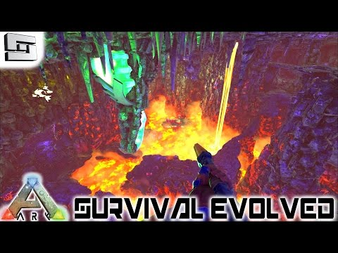 ARK: Survival Evolved - TWO CAVES, ONE FAIL! E57 ( Gameplay )