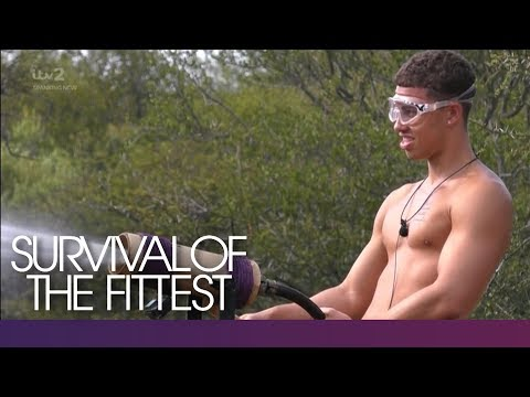 The Team Challenge Turns Everyone Upside Down | Survival Of The Fittest