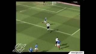 World Tour Soccer 2002 PlayStation 2 Gameplay_2001_11_21_2