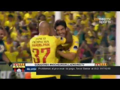 RESUMEN - GOLES: Barcelona SC 6-2 Sport Boys | Noche Amarilla 2018